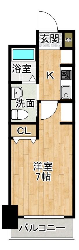 エステムコート新大阪Ⅹザ・ゲート(4階)