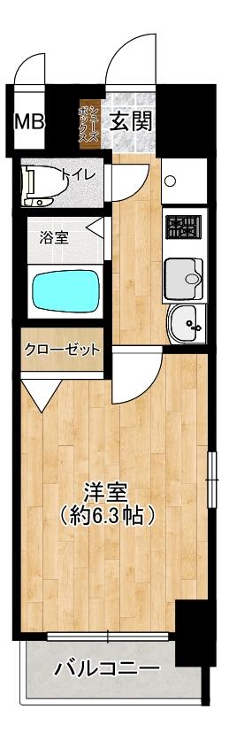 エステムコート新大阪Ⅶステーションプレミアム